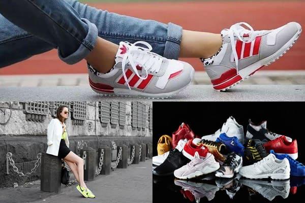 спортивной обуви