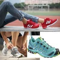 Как найти удобную обувь для бега?